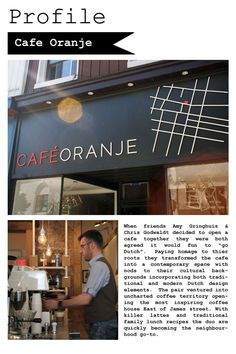 Best Hamilton find 2013 - Cafe Oranje! Read my blog for the details!