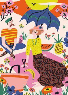 Marijke Buurlage, y el mundo lleno de colores.