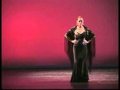 Peteneras, by Flamenco Andaluz - Mónica Toboada, bailaroa,--