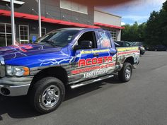 Acosta Vehicle Wrap Done By Sign Pro Inc.