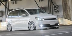 Volkswagen Touran, Rims For Cars, Custom Vans, Cars And Motorcycles, Vehicles, Planes, Trains, Eye Candy, Decor