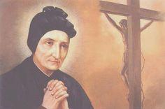 10 de abril: Hoy celebramos a ... Santa Magdalena de Canossa. Mujer de oración, vocación y empuje experimentó una indecible piedad por los pobres