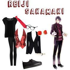 """Sakamaki Reiji Inspired Outfit, Diabolik Lovers"" by phsycometorzi on Polyvore"