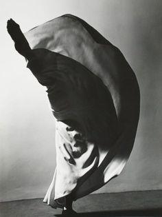 Martha Graham - just beautiful.