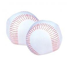 Mini Baseballs VALUE FAVORS (12)