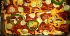 A népi internet legjava, az Index válogatása a legnépszerűbb blogokból. Jamie Oliver, Vegetable Pizza, Food And Drink, Vegetables, Vegetable Recipes, Veggies
