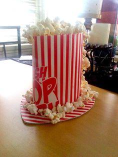 popcorn seller adult costume costume pinterest fasching kost m und karneval. Black Bedroom Furniture Sets. Home Design Ideas