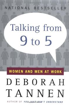 """Read """"Talking from 9 to 5 Women and Men at Work"""" by Deborah Tannen available from Rakuten Kobo. Your project went off without a hitch--but somebody else got the credit.You averted a crisis brilliantly--but no one n. Reading Lists, Book Lists, Celine, Finding My Father, Best Biographies, Entrepreneur Books, 9 To 5, Management Books, Working Man"""