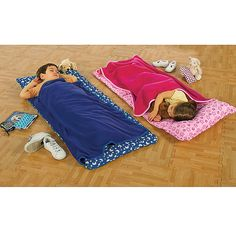 Nap Mats w attached blanket and built in pillow
