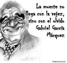 Frases de García Márquez