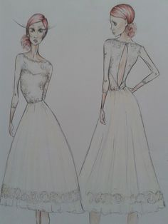 drawn by Molteno Creations Drawing Fashion, Fashion Illustrations, Dream Dress, Drawing S, Fashion Clothes, Dreaming Of You, Cinderella, Disney Characters, Fictional Characters
