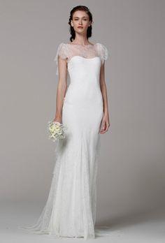Spring 2013 Wedding Dress Trends | Wedding Dresses | Brides.com : Brides