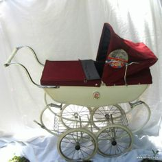 Silver Cross Prams, Vintage Pram, Dolls Prams, Baby Prams, Baby Carriage, Red Roses, Childhood Memories, Baby Strollers, Baby Shower