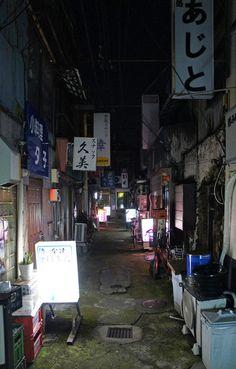 夜散歩のススメ「北町楽天地」 東京都練馬区