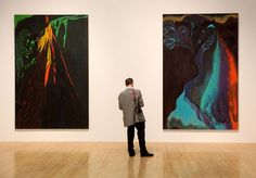 The most comprehensive exhibition of Chris Ofili's work to date, featuring over 40 paintings as well as pencil drawings and watercolours, is to go on display at the Tate Britain from 27 January 2010