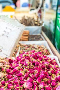 A Weekend Full Of Food And Design In Tel Aviv | Carmel Market (Shuk) In Tel Aviv