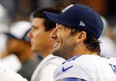 NFL: SEP 28 Saints at Cowboys Dallas Cowboys, Cowboys Win, Tony Romo, Nfl Football Games, Hot Cheerleaders, New Orleans Saints, Cheerleading, Dallas Cowboys Football