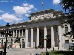 Museo del Prado - Madrid- Blessed to have spent time there!