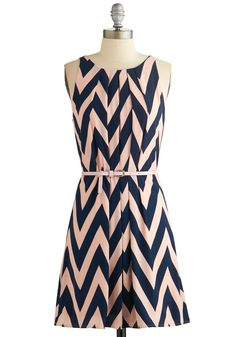 So I actually have this dress I a different color and it is super nice and pretty Great Wavelengths Dress in Navy, #ModCloth