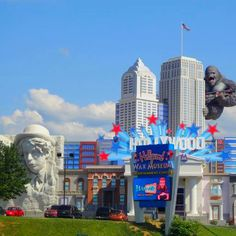 Pigeon Forge (just outside of Gatlinburg) - Such a cool place