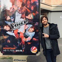 Aufreeeegend! Am Sonntag geht the Voice Kids los Leute!!! #mannheim #thevoicekids