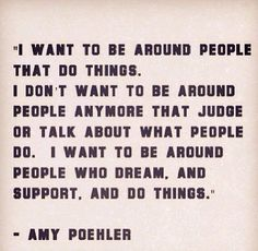 Amen. Blessed to be around creative, open minded, and loving souls daily.