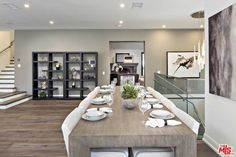 This home truly personifies modern California Luxury at it's finest. Don't Miss This Opportunity.