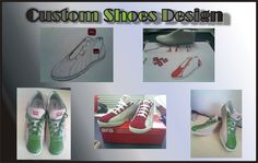 shoes design and custom product