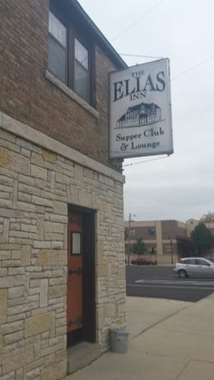 Elias Inn Supper Club - Watertown WI.  The original pinner did not state that it has the BEST Fish Fry EVER!!!!  I make it a point to go on Friday when I am back in WI.