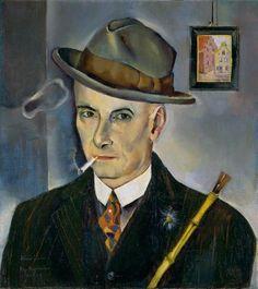 felix nussbaum   Felix Nussbaum, My Father, 1926