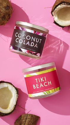 No beach? No problem! These 3-Wicks will give your room some seriously tropical vibes (ocean view not included).