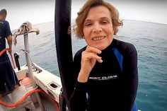 The Ocean's Future Could Hinge on One Woman | TakePart