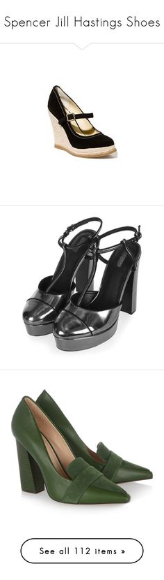 """""""Spencer Jill Hastings Shoes"""" by taught-to-fly19 ❤ liked on Polyvore featuring shoes, sandals, mary-jane shoes, wedge sole shoes, dolce vita footwear, espadrilles shoes, mary jane wedge shoes, platform shoes, t strap shoes and t bar shoes"""