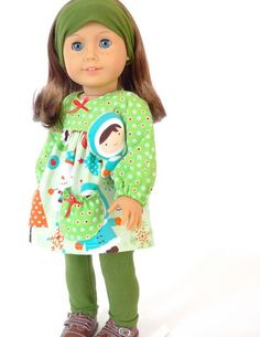 Looking for your next project? You're going to love Party Dress American Girl 18-inch doll by designer Janice.