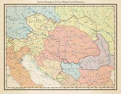 Austria-Hungary, early 1900s by 1Blomma on DeviantArt