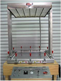 Volpin Props | Protoform Vacuum Forming Machine | arq1 | Pinterest ...