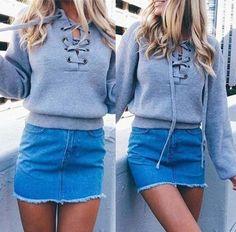 New Women's Loose Long Sleeve Cotton Casual Blouse Shirt Tops Fashion T-shirt | eBay