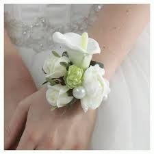 polscorsages bruidsmeisjes - Google zoeken