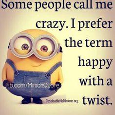 Crazy 🐝👍🏻👌.. I say im special...🤗👌
