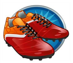 Every player needs soccer shoes to kick and score a win