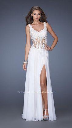La Femme 19696 | La Femme Fashion 2014 - La Femme Prom Dresses - Dancing with the Stars