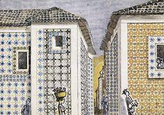 portugal by edward bawden