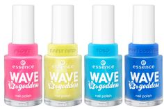 Essence Wave Goddess Summer 2014 Collection