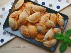 Minis Calzone 100% fait maison #pizza • Hellocoton.fr