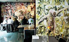 Arakataka oslo Food Places, Oslo, I Am Awesome, Restaurant, Painting, Art, Art Background, Diner Restaurant, Painting Art