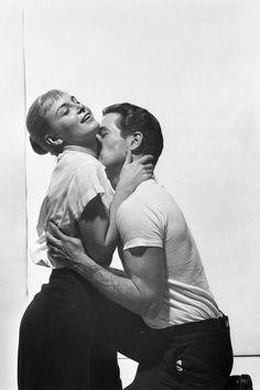 Medio siglo de amor acompañó a Newman y a Woodward tras un largo y cálido verano.
