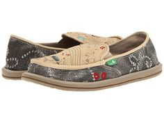 Sanuk Scribble - GOT to have these SHOES!!