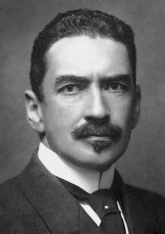 "Hans von Euler-Chelpin (1873-1964), German-born Swedish biochemist. ""for their investigations on the fermentation of sugar and fermentative enzymes"""