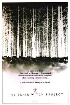 The Blair Witch Project. One of the very few horror films I liked.