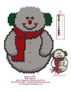 Free Plastic Canvas Charts | Jewelry Maker's Knowledge Center: Free Patterns & More – Fire